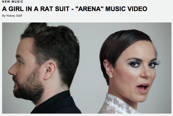 rat suit vice